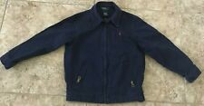 Navy Blue Jacket - Size 6 Years - Polo from Ralph Lauren