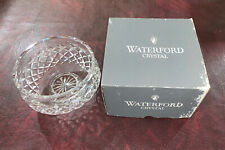 Waterford Crystal ~ LISMORE 8 INCH FOOTED BOWL New In Box
