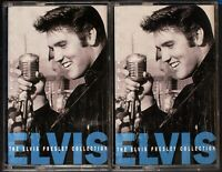Elvis Presley - Rock 'N' Roll - 2xCOMPACT CASSETTES [04] (EX/EX)