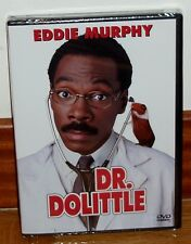DR.DOLITTLE-DOCTOR DOLITTLE-DVD-NUEVO-NEW-SEALED-EDDIE MURPHY-*(SIN ABRIR)*-*R2
