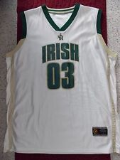 2003 LeBRON JAMES St.VINCENT/St. MARYS HIGH SCHOOL FIGHTING IRISH REPLICA JERSEY
