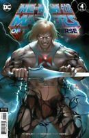 He-Man and the Masters of the Multiverse_#4 DC Comics Cover A SEELEY 2020