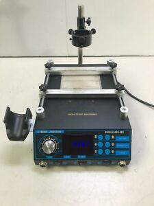 X-tronic 5040-XR3 Hot Air Rework & Soldering Iron Station