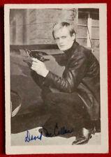 THE MAN FROM UNCLE - David McCallum - Ilya Kuryakin - A & BC Ltd, Card #38, 1965