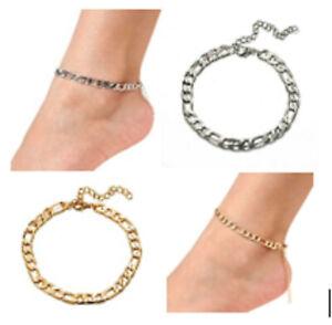 New 9CT Gold filled European Design Anklet Bracelet European Design R12