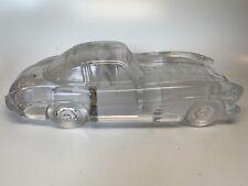 Daum Crystal Mercedes Benz 300sl Coup