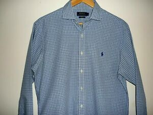 POLO RALPH LAUREN  SLIM FIT LARGE SUPERB CON