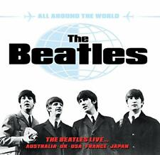 THE BEATLES-ALL AROUND THE WORLD-3 CD BOX SET NEW