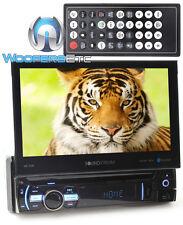 "SOUNDSTREAM VR-75B 7"" TV CD DVD MP3 BLUETOOTH USB SD AUX CAR STEREO RADIO NEW"