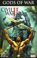 God's of War Civil War II TPB Marvel Comics, Trade Paperback