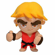 Street Fighter Plush Peluche Figure  Ken 30 cm Originale Gaming Heads