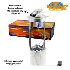 Herko Fuel Pump Module 558GE For Chevrolet GMC Silverado 1500 Sierra 1500 09-13