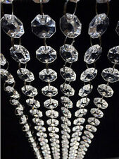 10M(33FT) Acrylic Crystal Beads Garland Chandelier Hang Wedding Party Supplies