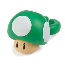 Super Mario Bros Green 1up Mushroom Fashion Ring