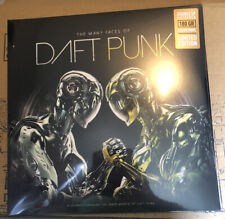 THE MANY FACES OF DAFT PUNK - GATEFOLD LP 180g VINYL