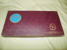 Vintage SCRABBLE GAME Selright Selchow & Righter Co 1948 Copyright DATE!