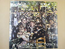 LP ROD STEWART A night on the town