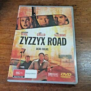 Zyzzyx Road DVD Region Like New! FREE POST