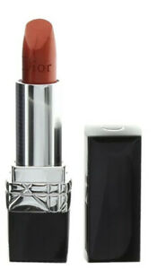 Dior Rouge Dior Lipstick Colour: 636 On Fire - New - Boxed