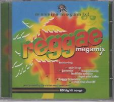 """Vision Mastermixers """"Reggae Megamix"""" NEW & SEALED CD 1st Class Post From The UK"""