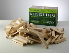Kiln Dried Kindling Wood - Natural Firelighters for log burners Firewood Stoves