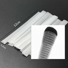 20X White Make Up Brushes Mesh Cover Guards Protectors Sheath Net Cosmetic Tool