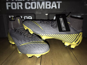NIKE Mercurial Superfly 6 Elite FG Game Over CAUTION $300 SOCCER CLEATS SIZE 6