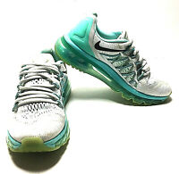 NIKE Air Max Running Cross Training Shoes Women's Size 7 (698903-007) (W-108)
