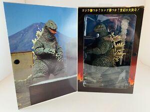 "Neca King Kong vs. Godzilla 1962 Godzilla 12"" Action Figure NEW w/ Box DMG"