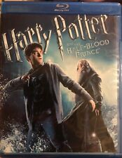 Harry Potter and the Half-Blood Prince (Blu-ray/DVD, 2011, 2-Disc Set)
