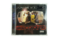 Junior Mafia Conspiracy CD BMG Direct Pressing