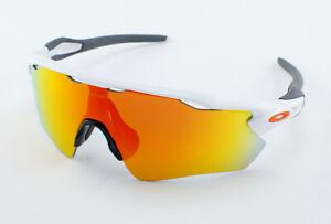 Oakley Radar EV Path OO9208-16 Sunglasses - Polished White/FireIrd