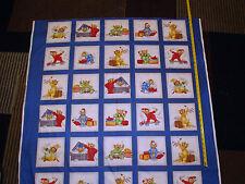 Perry Wahe Maywood Studios Christmas Joys & Toys Christmas Mouse Fabric