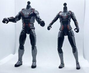 Marvel Legends Avengers Endgame Male And Female Quantum Suit Body Custom Fodder