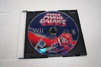 Super Mario Galaxy (Nintendo Wii, 2007) **Disc Only**  Cleaned, Tested & Working