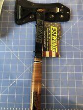 Estwing Tomahawk Axe W/sheath