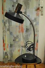 originale années 70 Kaiser Lampe de bureau kaiserleuchte Lampadaire 70