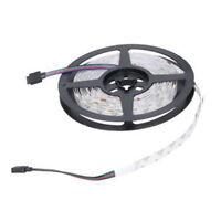 2m 5050 SMD 30-LED RGB Licht Leiste Strip Streifen Band C1A7) OE