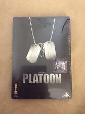 Platoon - 2 disc collector's edition, Dvd, steelbook. brand new.