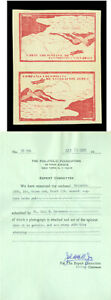 COLOMBIA 1920 AIRMAIL Plane over Mountains 10c brn TETE-BECHE PAIR Sc C11Cj Rare