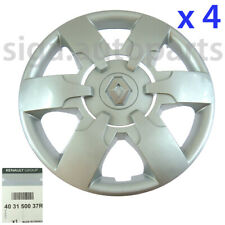 Rueda Nueva Tapacubos 40.6cm Renault Master 3 2010- 403150037R Original X 4 Pcs