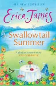 Swallowtail summer by Erica James (Paperback / softback) FREE Shipping, Save £s