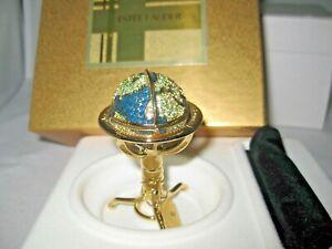 2001 ESTEE LAUDERGLOBE SOLID PERFUME MIB