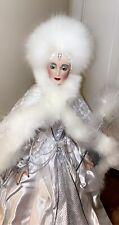 Franklin Heirloom Doll - Snow Queen - 1988 [Rare]