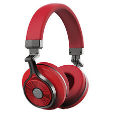 Bluedio T3 (Turbine) in Rot Active Noise Cancelling Kopfhörer Bluetooth 4.2