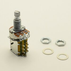 "Alpha Potentiometer 1 Meg ""A"" Audio Push/Pull Pot"