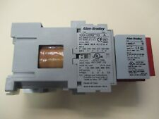 Allen-Bradley 100-C09D*10 Used Contactor with AB 100S-F Ser B Relay