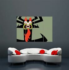 More details for samurai jack giant wall art print poster picture wa156