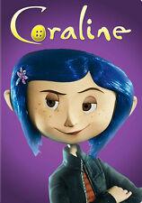 Coraline (DVD,2009)