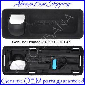 New genuine Hyundai OUTSIDE HDL & LOCK ASSY-T/LID for GENESIS/G80 #81260B10104X